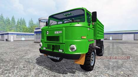 IFA L60 для Farming Simulator 2015