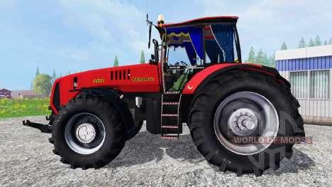 Беларус-3522 [twin wheels] v1.1 для Farming Simulator 2015