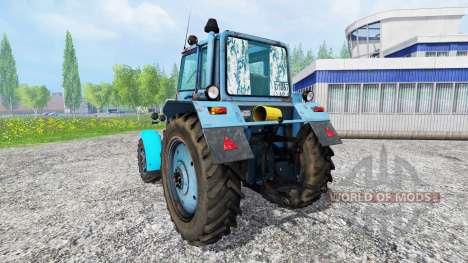 МТЗ-82 Беларус v1.0.0 для Farming Simulator 2015