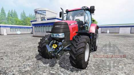 Case IH Puma CVX 165 [pack] для Farming Simulator 2015