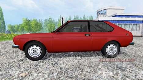 Fiat 128 3P Berlinetta 1978 для Farming Simulator 2015
