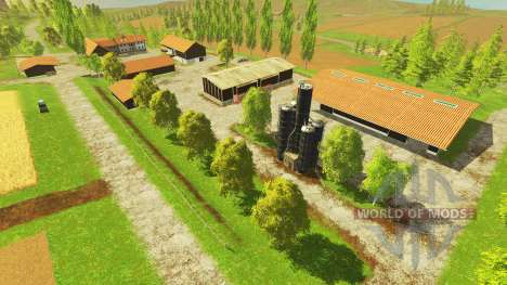 Хольмгард для Farming Simulator 2015