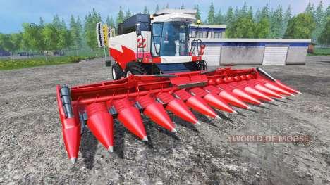 Geringhoff Mais Star Horizon 12-75 для Farming Simulator 2015
