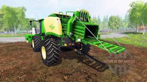 Krone Baler Prototype v3.0 для Farming Simulator 2015