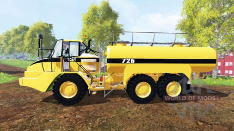 Caterpillar 725A [liquid manure] для Farming Simulator 2015