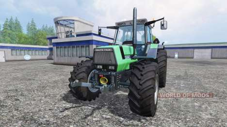 Deutz-Fahr AgroStar 6.61 v1.0 для Farming Simulator 2015