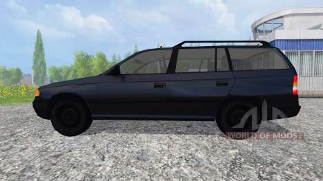 Opel Astra F Caravan v1.0 для Farming Simulator 2015