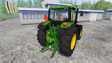 John Deere 6115M [washable] для Farming Simulator 2015