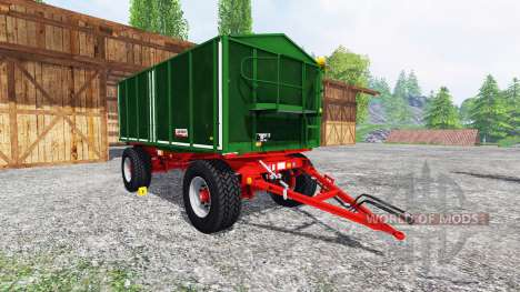 Kroger HKD 302 Agroliner для Farming Simulator 2015