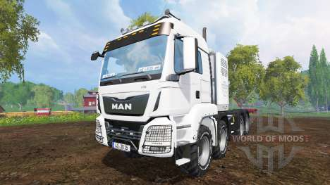 MAN TGS 41.570 8x8 для Farming Simulator 2015