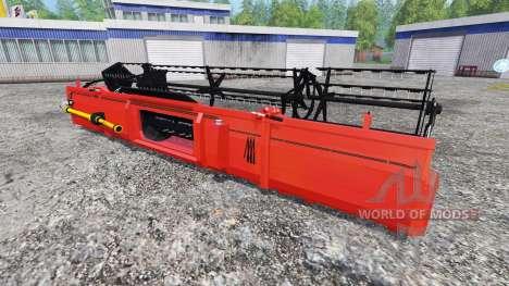 Geringhoff Harvest Star HV 660 для Farming Simulator 2015