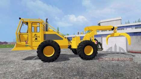 Lokomo 928 для Farming Simulator 2015