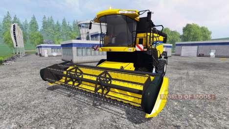 New Holland CX7080 для Farming Simulator 2015