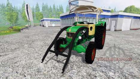 Deutz 5505 для Farming Simulator 2015