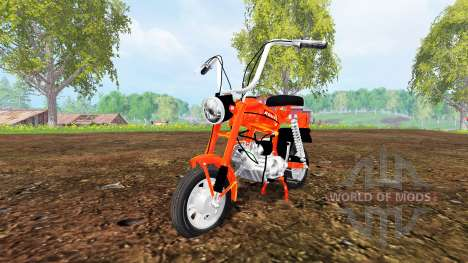 Romet Pony 50 M2 для Farming Simulator 2015