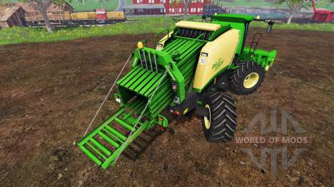 Krone Baler Prototype v2.1 для Farming Simulator 2015