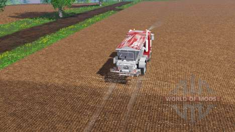 Scania P420 [sprayer] для Farming Simulator 2015