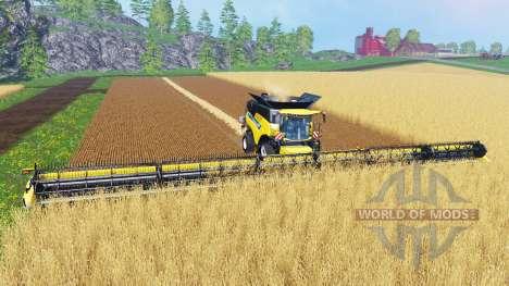 New Holland Super Flex Draper 45FT [38m] для Farming Simulator 2015