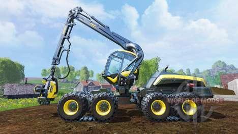 PONSSE Scorpion King [revised] для Farming Simulator 2015