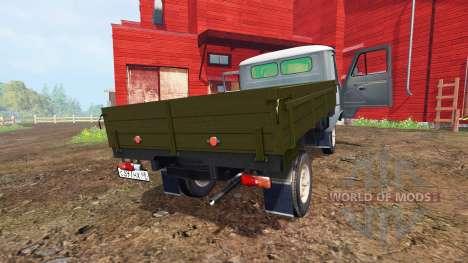 УАЗ-451 v2.0 для Farming Simulator 2015