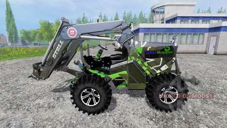 Amazone Crass Hopper для Farming Simulator 2015