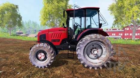 Беларус-2022.3 v2.0 для Farming Simulator 2015