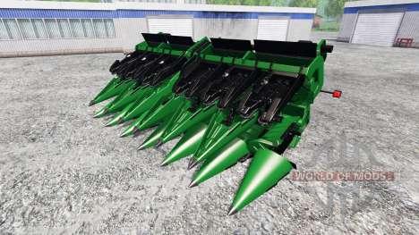 John Deere 980CF12 для Farming Simulator 2015