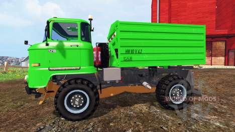 IFA L60 v4.2 для Farming Simulator 2015