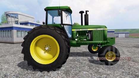 John Deere 4440 для Farming Simulator 2015