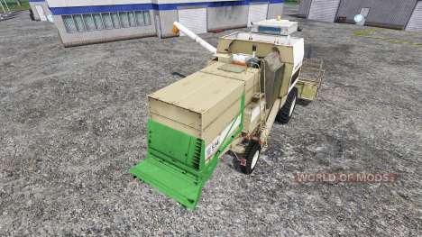 Fortschritt E 514 [pack] для Farming Simulator 2015