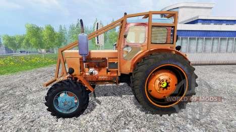 Т-40 АМ [лесной] для Farming Simulator 2015