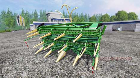 Krone Easy Collect 1053 для Farming Simulator 2015