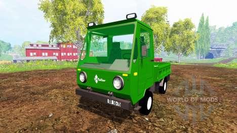 Multicar M25 для Farming Simulator 2015