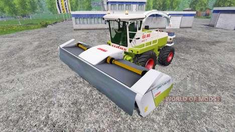 CLAAS Direct Disc 520 v2.0 для Farming Simulator 2015