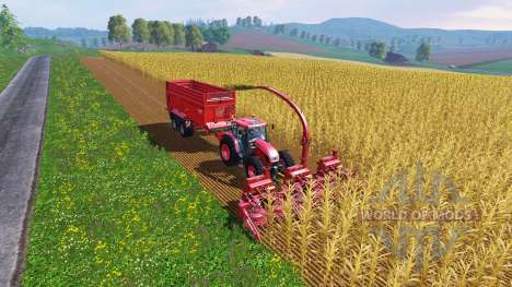 Poettinger Mex6 Big для Farming Simulator 2015