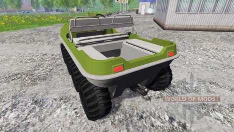 Argo 8x8 для Farming Simulator 2015