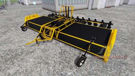 Alloway Topper для Farming Simulator 2015