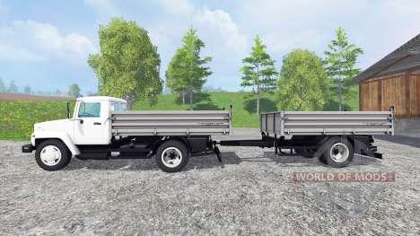 ГАЗ-35071 [пак модулей] для Farming Simulator 2015
