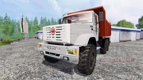 ЗиЛ-4331 [совок] для Farming Simulator 2015