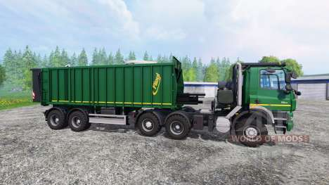 Tatra Phoenix T 158 6x6 [AgroTruck][multicolor] для Farming Simulator 2015