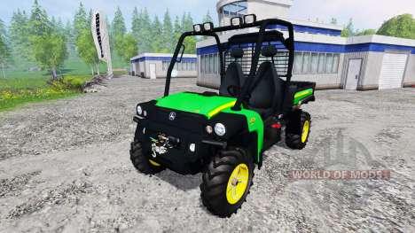 John Deere Gator 825i для Farming Simulator 2015