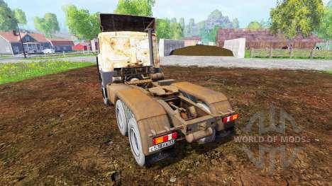 МАЗ-642208 [ржавый] для Farming Simulator 2015