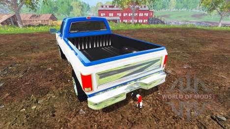 Dodge D-250 1992 для Farming Simulator 2015