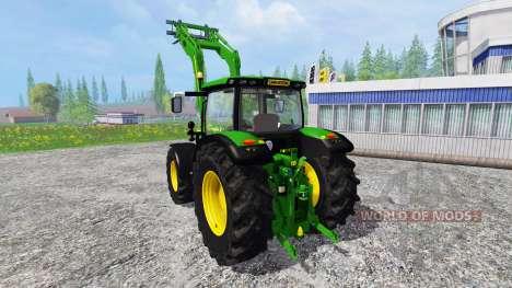 John Deere 6170R [fixed] для Farming Simulator 2015