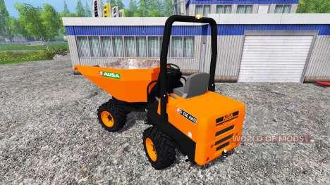 Ausa D 350 AHG для Farming Simulator 2015