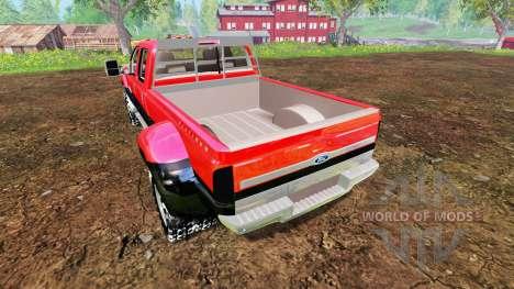 Ford F-450 Dually для Farming Simulator 2015
