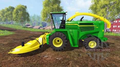 John Deere 7180 [edit] для Farming Simulator 2015