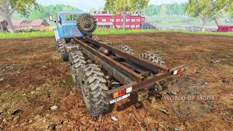 Урал-6614 для Farming Simulator 2015