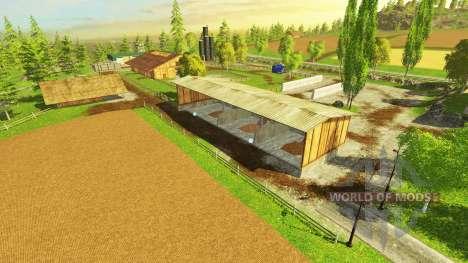 Бьорнхольм [DtP] для Farming Simulator 2015