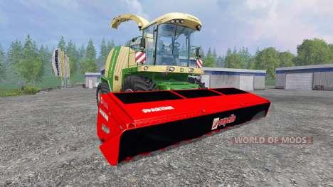 Capello Spartan 520 для Farming Simulator 2015
